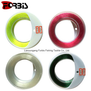 Colorful Good Tensile Force Spool Packing Fishing Line pictures & photos