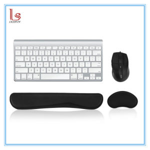 Ergonomic Memory Foam Wrist Rest Laptop Keyboard Pads pictures & photos