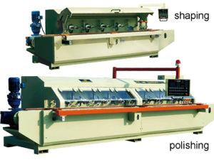 Automatic Tool Correcting Stone Profiling Line, Stone Machine (YXT-200II)