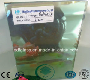 F-Green Reflective Glass with Ce, ISO (4-10mm) pictures & photos