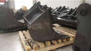 Excavator S60 Bucket Mud Bucket for Sale pictures & photos