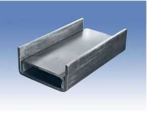 Cold Bend U Type Steel /U Steel Channel pictures & photos