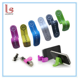 2017 Silicone Magnetic Clip Band as Paper Clip/Money Clip/Phone Holder pictures & photos