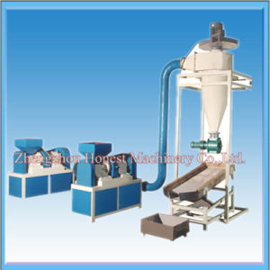 Rubber Grinding Tire Machine with Environmental Protection pictures & photos