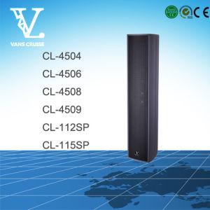 Cl-4504 4lf Plus 2hf Public PA Line Source Column Speaker pictures & photos