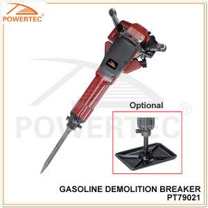 Powertec 52cc 1.7kw Gasoline Jack Hammer (PT79021) pictures & photos