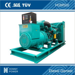 Googol Brand Diesel 500kVA Generators Price Best pictures & photos