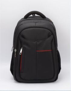 Black Computer Bag with Simple Modern Geometry Design (SB6446) pictures & photos