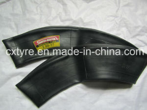 Motorcycle Inner Tube (2.50-17 2.50-18 3.00-17 3.00-18 4.10-18 110/90-16 110/90-17 90/90-19) pictures & photos
