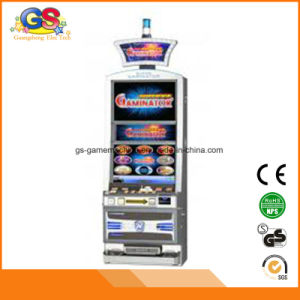 Casino Coin Pusher Card Operated Arcade Token Game Machine pictures & photos