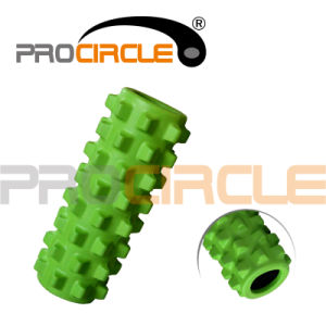 Bumpy Extra Firm Grid Yoga Massage Foam Rollers (PC-FR3034) pictures & photos