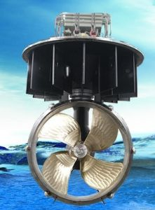 Customized Boat Propeller/Azimuth Thruster with Diesel Engine pictures & photos