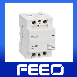 220V 2no Relay Modular AC Contactor pictures & photos