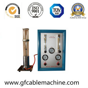 Oxygen Index Testing Machine pictures & photos