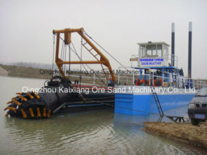 Sand Mining Dredger Equipment pictures & photos