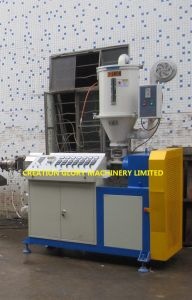 Competitive Matured Technology PP Pipe Plastic Extruding Making Machine pictures & photos