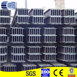 Ss400 Hot Rolled Steel H Shape Structural Steel pictures & photos