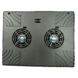 Cooling Fan with Two Fans pictures & photos