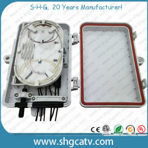 4 Slots Plastic Fiber Optical Terminal Box (FTB-0104) pictures & photos