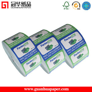 Manufacturer of Self-Adhesive Label Sticker on Rolls pictures & photos