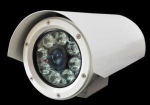CCTV Explosion-Proof IR Bullet Marine Camera with 316 Stainless Steel pictures & photos