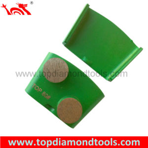 HTC Diamond Grinding Pads for Concrete pictures & photos