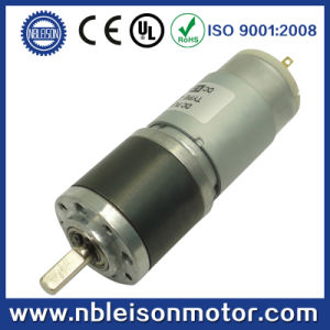 32mm Low Speed High Torque Planetary Gearhead DC Motor pictures & photos