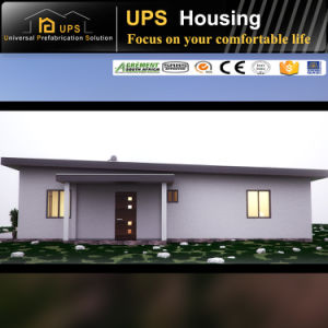 Nice Appearance Permanent Residential Low Cost Prefabricated Building Garden House pictures & photos