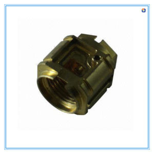CNC Machining Brass Pipe Fitting for Manufacturer pictures & photos