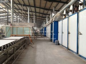 Acoustic Mineral Fiber Ceiling Board Production Line (ML-Q2)