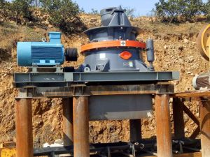 Sadvik 660 Hydraulic Cone Crusher pictures & photos