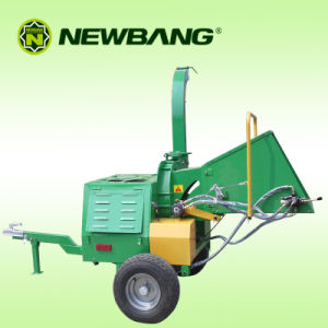 18 HP Self-Power Diesel Wood Chipper (CY1105) for Tractor High Quality pictures & photos