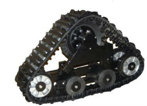 Vehicle Track Chassis pictures & photos