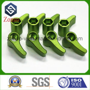 Anodized CNC Milling Machining Components for Electronics Communication Equipments Parts pictures & photos