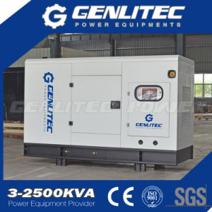 High Quality Chinese 15kw Dynamo Diesel Generator Soundproof pictures & photos