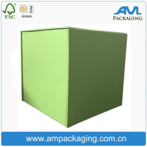 Larger Size Cube Corrugated Storage Clothing Box Cardboard Carton Box Manufacturer pictures & photos