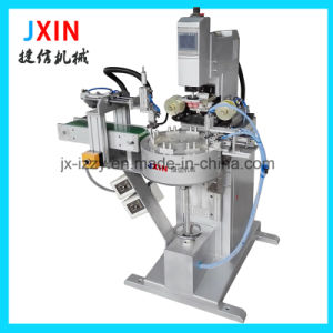 1 Color Carousel Manual Pad Printing Machine