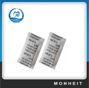 China Best Supplier 5g/Pack Silica Gel Desiccant pictures & photos