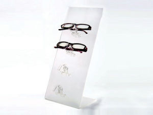 Customize Clear Acrylic Sunglasses Display Stand Eyewear Display Stand pictures & photos