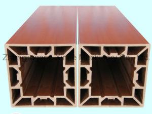 WPC Flooring Profile Machine Extrusion /PVC Production Line pictures & photos