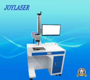 Optical Fiber Laser Marking Machine for Watch/LED/PC Keyboards pictures & photos