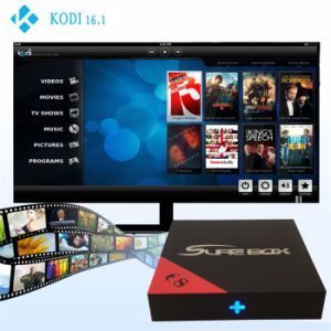 IPTV Box Brazil IPTV 300+ Channels Quad Core Amlgoic S905X with Free IPTV Better Than Mxq PRO pictures & photos