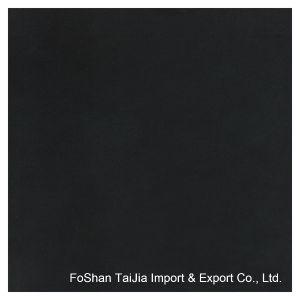 Super Black Polished Porcelain Floor Tile (TJ003) pictures & photos