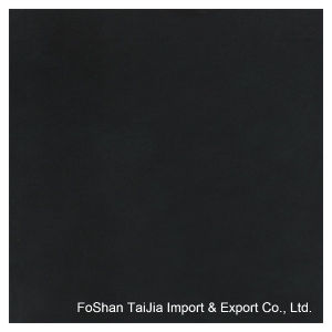 Super Black Polished Porcelain Floor Tile (TJ6S02) pictures & photos