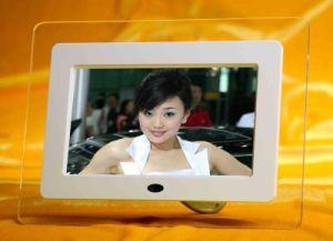 Custom Designed 7inch Multi Function Digital Picture Frame pictures & photos