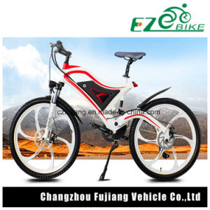 26*4.0′′ Fat Tire Electric Mountain Bike pictures & photos