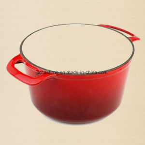 Cast Iron Cookware Stock Pot Manufacturer in China LFGB Qualified pictures & photos