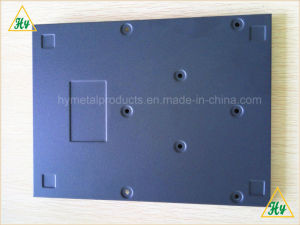 High Quality Punching/Stamping Parts with Black Coating pictures & photos