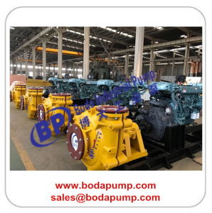 Lake Sand Suction Pump for River Dredger pictures & photos
