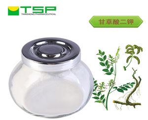 Herbal Extract Dipotassium Glycyrrhizinate (DPG) pictures & photos